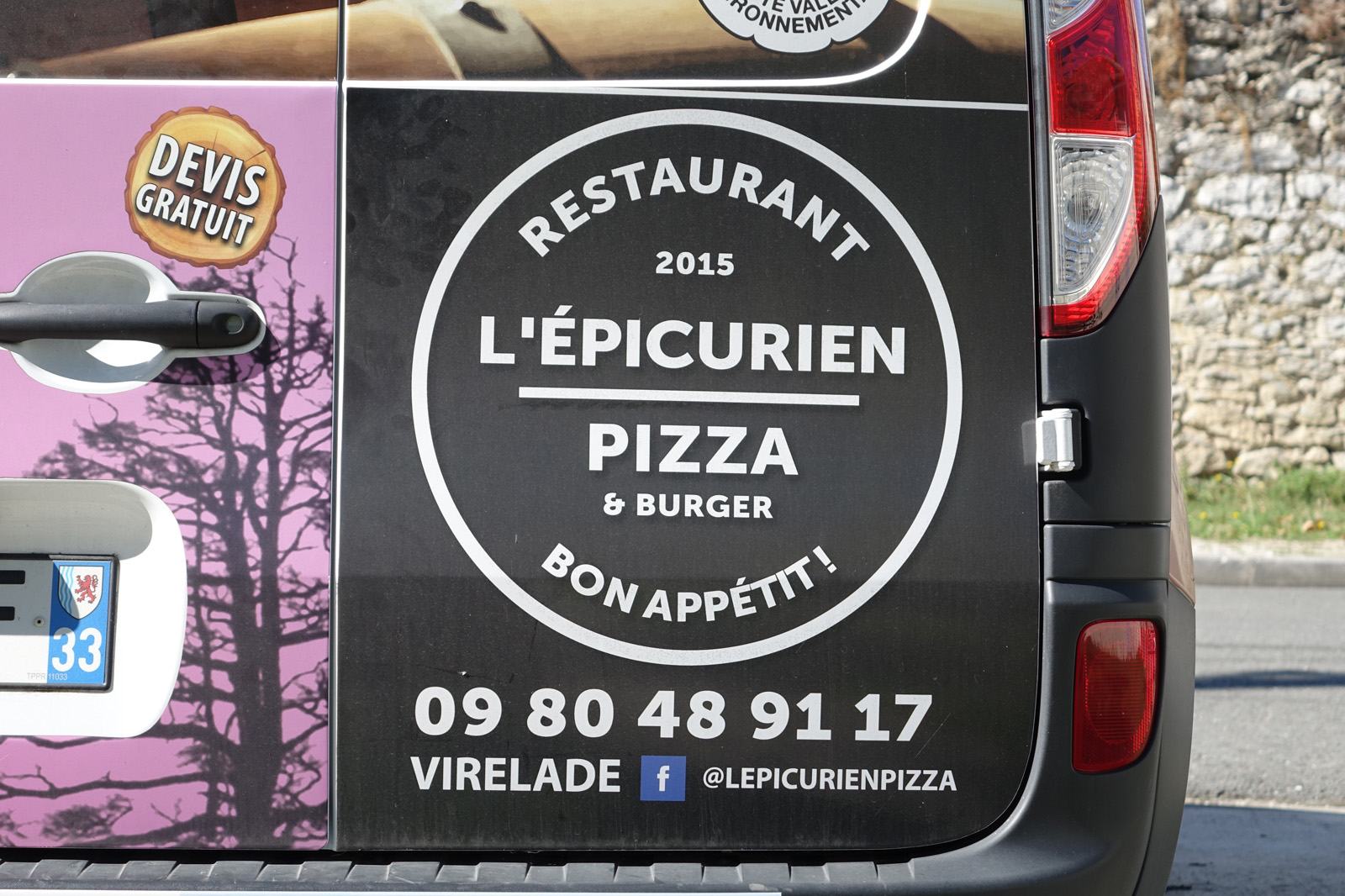 L'Epicurien Pizza